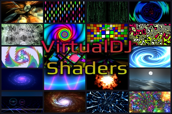 Shaders for VirtualDJ